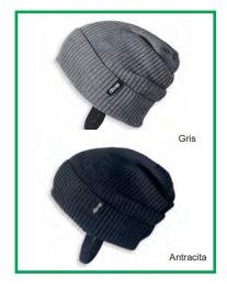 """cascos de protección. Los cascos de protección craneal o """"Ribcaps"""" protegen al usuario al mismo tiempo que conservan una estética moderna y actual."""