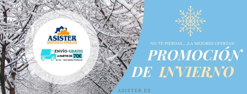Promoción de Invierno en Asister