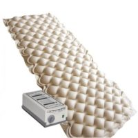 detalle colchón antiescaras