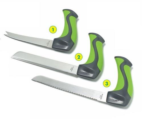 3 cuchillos easi-grip