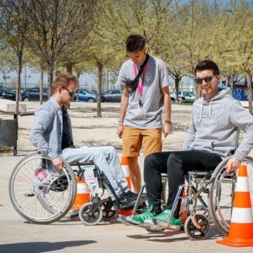 AccesibilIdad. Un Impulso Para Lograr Un Ocio Más Accesible