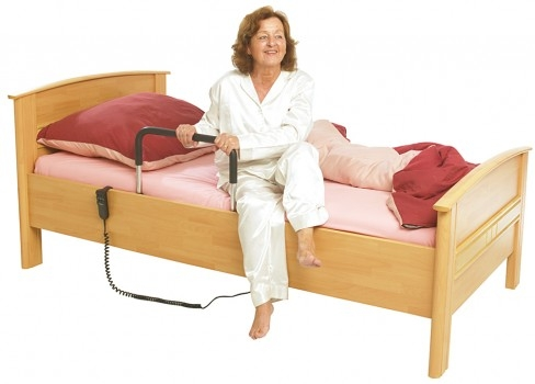 Ayudas para incorporarnos de la cama.