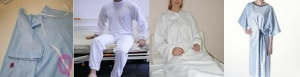 Pijamas Batas Camisones