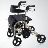 rollator silla de ruedas