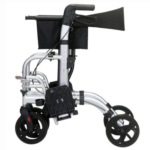 caminador plegable silla de rueda