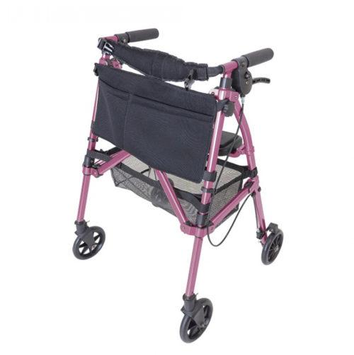 caminador rosa able2