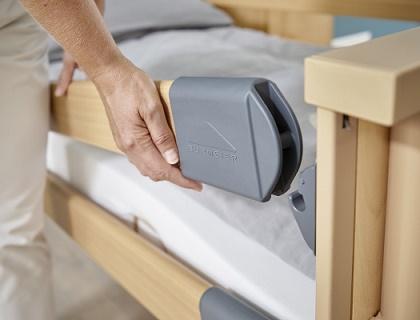 sistema easy-click cama eléctrica
