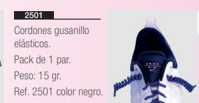Cordones De Gusanillo Para Zapatillas
