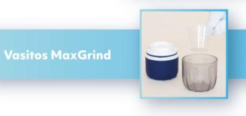 vasitos triturador MaxGrind