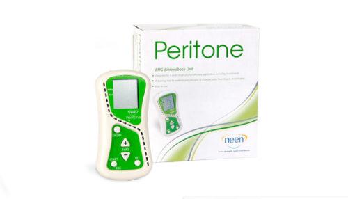 Peritone Plus Equipo Biofeedback E.M.G