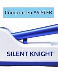 silent knight triturador de pastillas