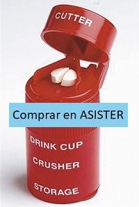 aplastador de pastillas Cut ´N Crushg