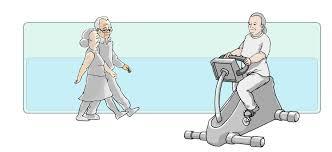 buena salud ejercicio