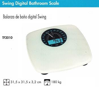 Báscula De Baño Digital SWING