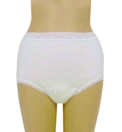 ropa interior mujer incontinencia