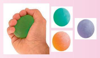 Balón de ejercicio de mano