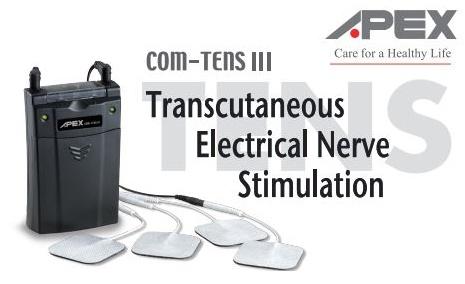 Electrodos COM TENS III