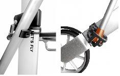 Accesorios Andador soporte bastón rollator let´s fly