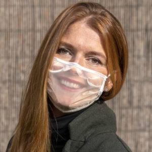 mascarilla transparente homologada asister