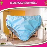 Bragas, Pants, Reutilizables