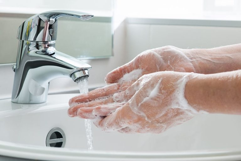lavate bien las manos coronavirus