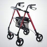 Andador Rollator - 4 ruedas