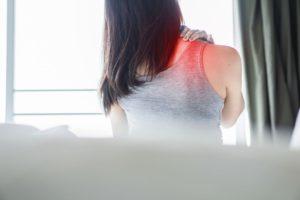 dolor en el cuello por mala almohada