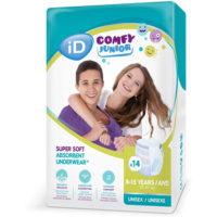 id comfy junior pants juveniles