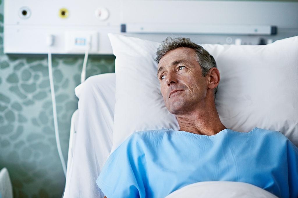 que coss llevarte al hospital para operacion