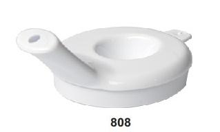 Tapas con Boquilla para Tazas y Vasos