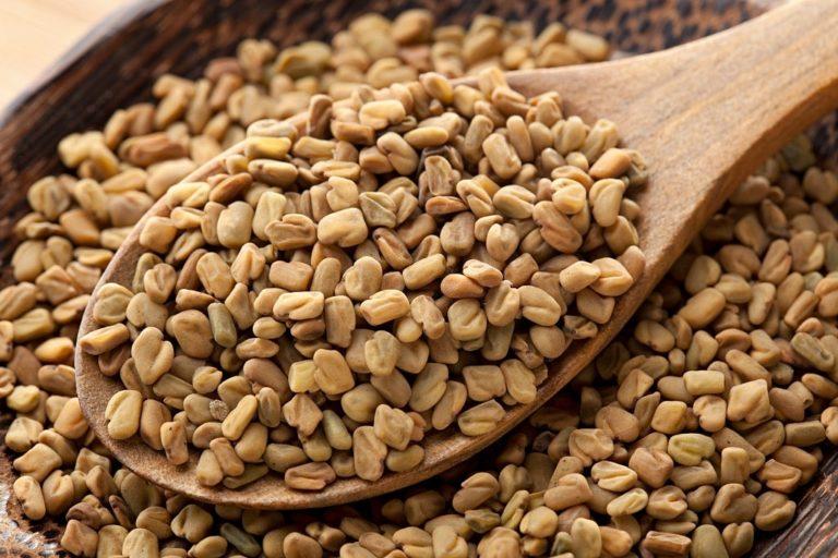 fenogreco semilla para fortalecer el cabello