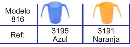 vaso doble asa