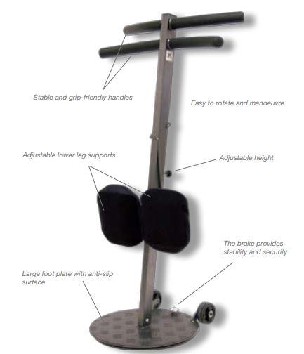 Verticalizador TurnSafe2
