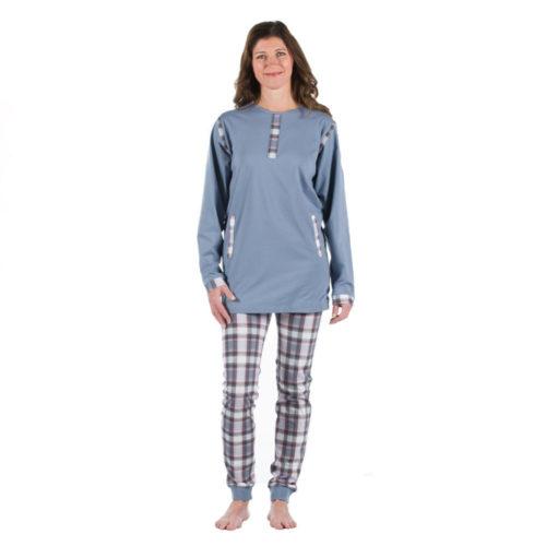 Pijama mono de mujer