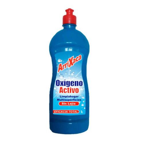 limpiador arrixaca oxígeno activado