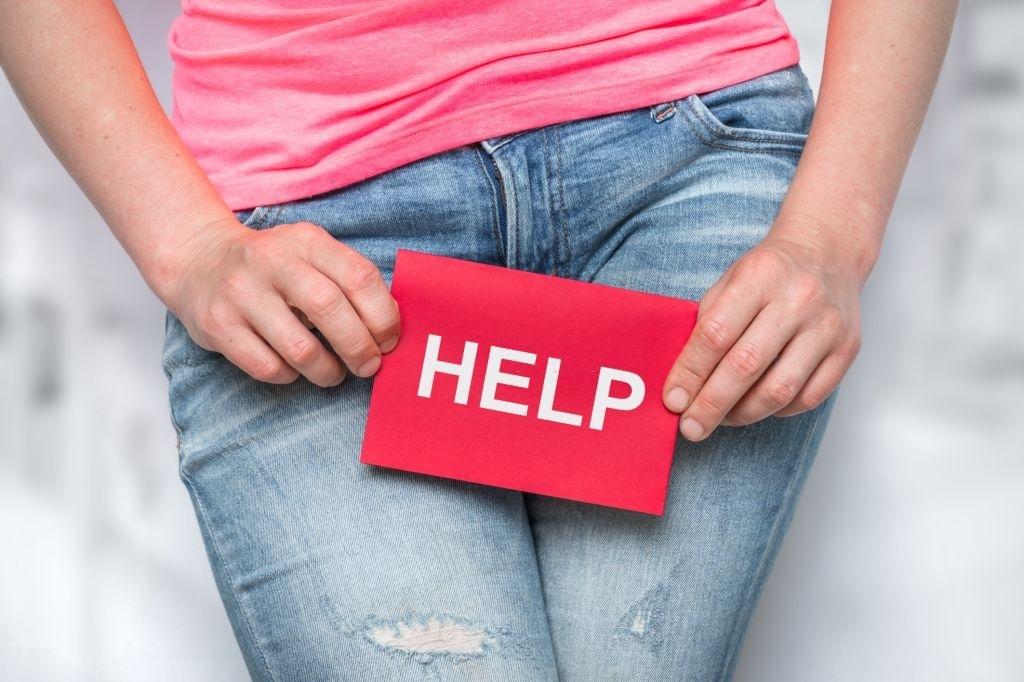 incontinencia urinaria en mujeres