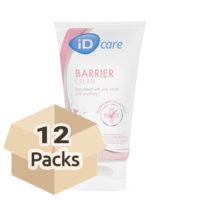pack de caja de crema de oxido de zinc id care