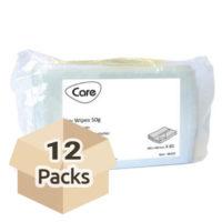 pack 12 bolsas toallitas de papel
