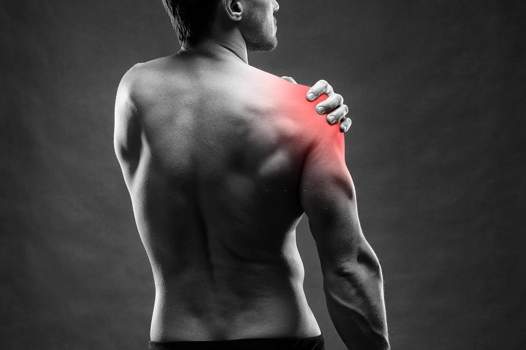 aliviar dolor en el musculo
