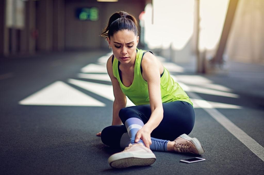 remedio para lesion en el tobillo termoterapia